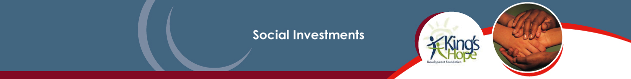 social investments